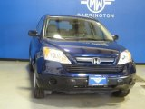 2008 Royal Blue Pearl Honda CR-V LX 4WD #65970267