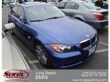 2007 Montego Blue Metallic BMW 3 Series 328i Sedan #65970667