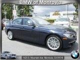 2012 Imperial Blue Metallic BMW 3 Series 335i Sedan #65970656