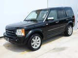 Land Rover LR3 Colors