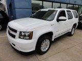 2012 Chevrolet Tahoe Hybrid 4x4 Data, Info and Specs