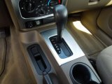 2002 Jeep Liberty Limited 4 Speed Automatic Transmission