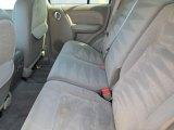 2002 Jeep Liberty Limited Rear Seat