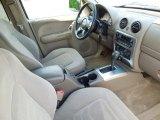 2002 Jeep Liberty Limited Dashboard