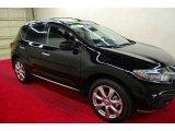 2012 Super Black Nissan Murano LE Platinum Edition AWD #65970522