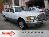 1986 Mercedes-Benz S Class 420 SEL