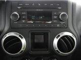 2011 Jeep Wrangler Rubicon 4x4 Audio System