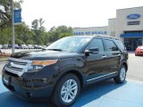 2013 Kodiak Brown Metallic Ford Explorer XLT #65970474