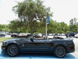 2013 Ford Mustang Shelby GT500 SVT Performance Package Convertible Data, Info and Specs