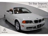 2002 Alpine White BMW 3 Series 325i Convertible #66043613