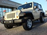 2011 Sahara Tan Jeep Wrangler Sport 4x4 #66043752