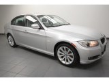 2009 Titanium Silver Metallic BMW 3 Series 328i Sedan #66043604