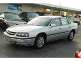 2001 Galaxy Silver Metallic Chevrolet Impala  #66043601