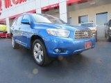 2008 Blue Streak Metallic Toyota Highlander Sport #66043425