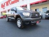 2011 Black Toyota Tundra Double Cab #66043420
