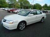 2003 White Diamond Pearl Acura TL 3.2 Type S #66043733