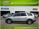 2009 Quicksilver Metallic Buick Enclave CX #66043730