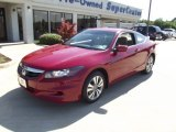 2011 Basque Red Pearl Honda Accord LX-S Coupe #66043577