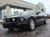 2006 Black Ford Mustang GT Deluxe Coupe #66043401