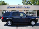 2003 True Blue Metallic Ford Explorer XLS 4x4 #66043551