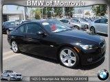 2009 Black Sapphire Metallic BMW 3 Series 335i Coupe #66043535
