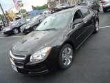 2012 Black Granite Metallic Chevrolet Malibu LT #66043514
