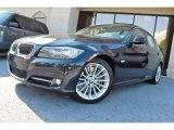 2009 Monaco Blue Metallic BMW 3 Series 335i Sedan #66043505