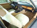 1986 Jaguar XJ Interiors
