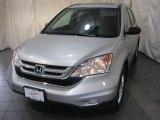2010 Alabaster Silver Metallic Honda CR-V EX AWD #66043646