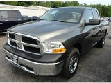 2012 Mineral Gray Metallic Dodge Ram 1500 ST Quad Cab 4x4 #66043625