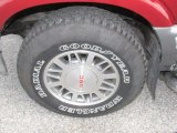 GMC Jimmy 1997 Wheels and Tires