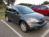 2011 Polished Metal Metallic Honda CR-V SE 4WD #66080503