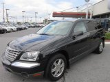 2004 Brilliant Black Crystal Pearl Chrysler Pacifica AWD #66080251
