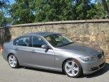 2010 Space Gray Metallic BMW 3 Series 335i Sedan #66079998