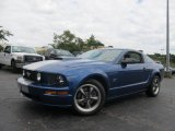 2006 Vista Blue Metallic Ford Mustang GT Premium Coupe #66079994