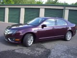2011 Bordeaux Reserve Metallic Ford Fusion SEL V6 #66079980