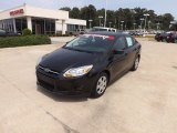 2012 Black Ford Focus S Sedan #66080223