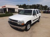 2005 Summit White Chevrolet Tahoe LS #66080221