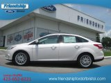 2012 Oxford White Ford Focus SEL Sedan #66079963