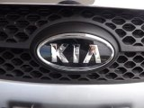 Kia Spectra Badges and Logos