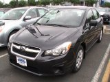 2012 Dark Gray Metallic Subaru Impreza 2.0i 4 Door #66079926
