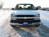 2004 Summit White Chevrolet Silverado 1500 Work Truck Extended Cab #6560655