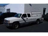 2005 Summit White Chevrolet Silverado 1500 LS Extended Cab 4x4 #66080140