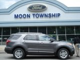 2013 Sterling Gray Metallic Ford Explorer XLT 4WD #66080108