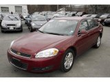2006 Sport Red Metallic Chevrolet Impala LT #6571973