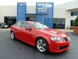 2009 Liquid Red Pontiac G8 GT #66080091