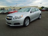 2013 Silver Ice Metallic Chevrolet Malibu ECO #66080308