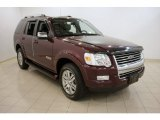 2006 Dark Cherry Metallic Ford Explorer Limited 4x4 #66080287
