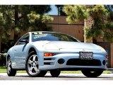 2003 Steel Blue Pearl Mitsubishi Eclipse GS Coupe #66122751