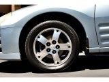 Mitsubishi Eclipse 2003 Wheels and Tires